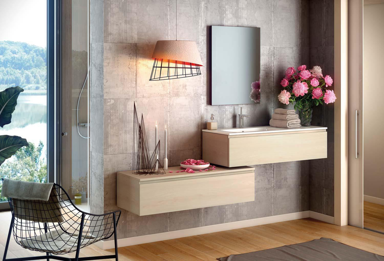 Muebles De Baño Flotantes:Muebles de baño suspendidos Tendencia en 2016 – UNIBAÑO