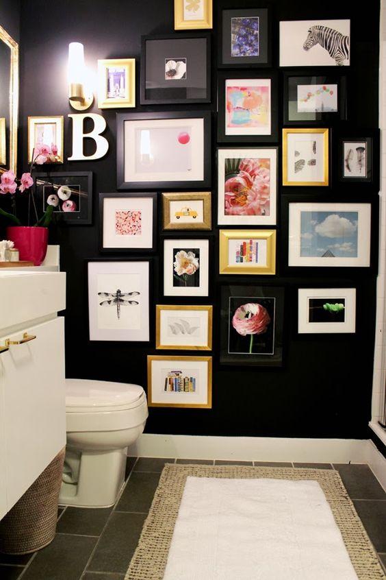 paredes bano