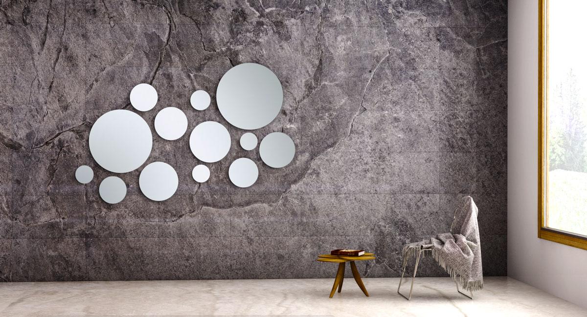Iluminacion Baño Camerino:Creatividad con espejos de baño – UNIBAÑO