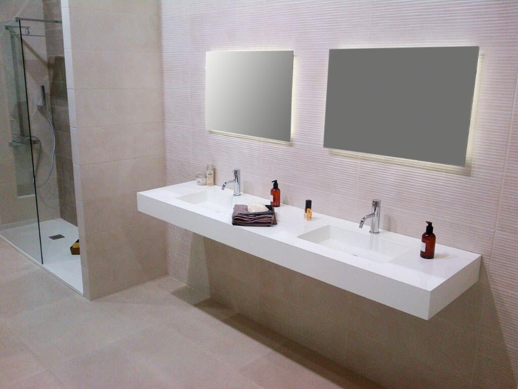 Hermoso espejos retroiluminados ba o galer a de im genes - Espejos de banos modernos ...