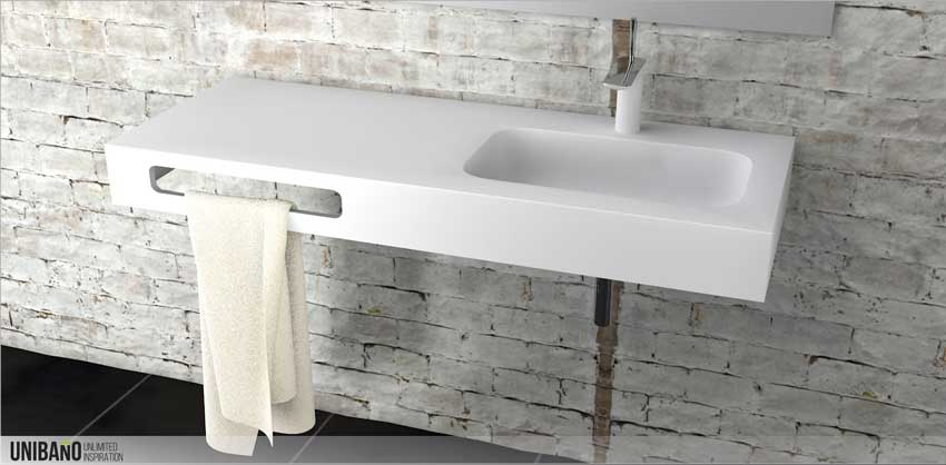 encimera-toallero-integrado