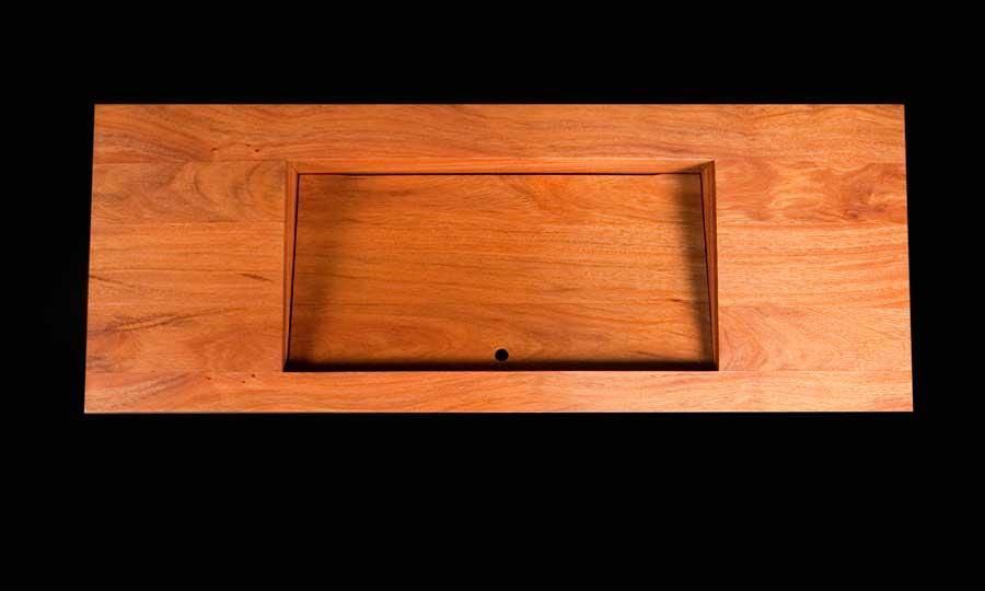Lavabos y encimeras cu l necesitas uniba o for Encimeras de madera para banos