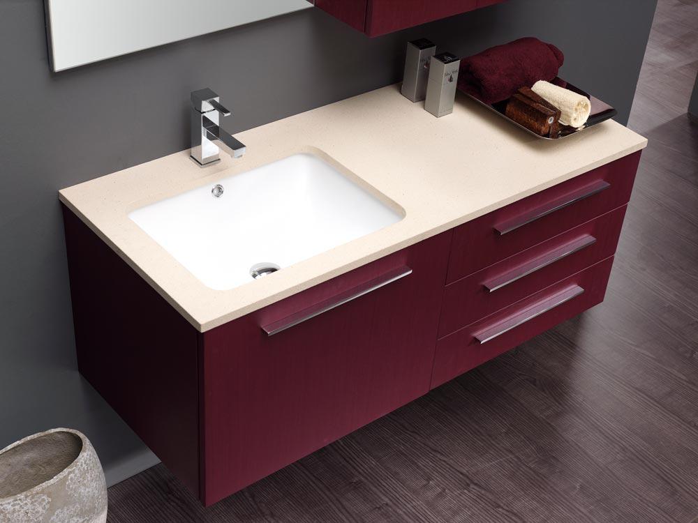 Muebles de ba o con color personalizado uniba o - Banos con color ...