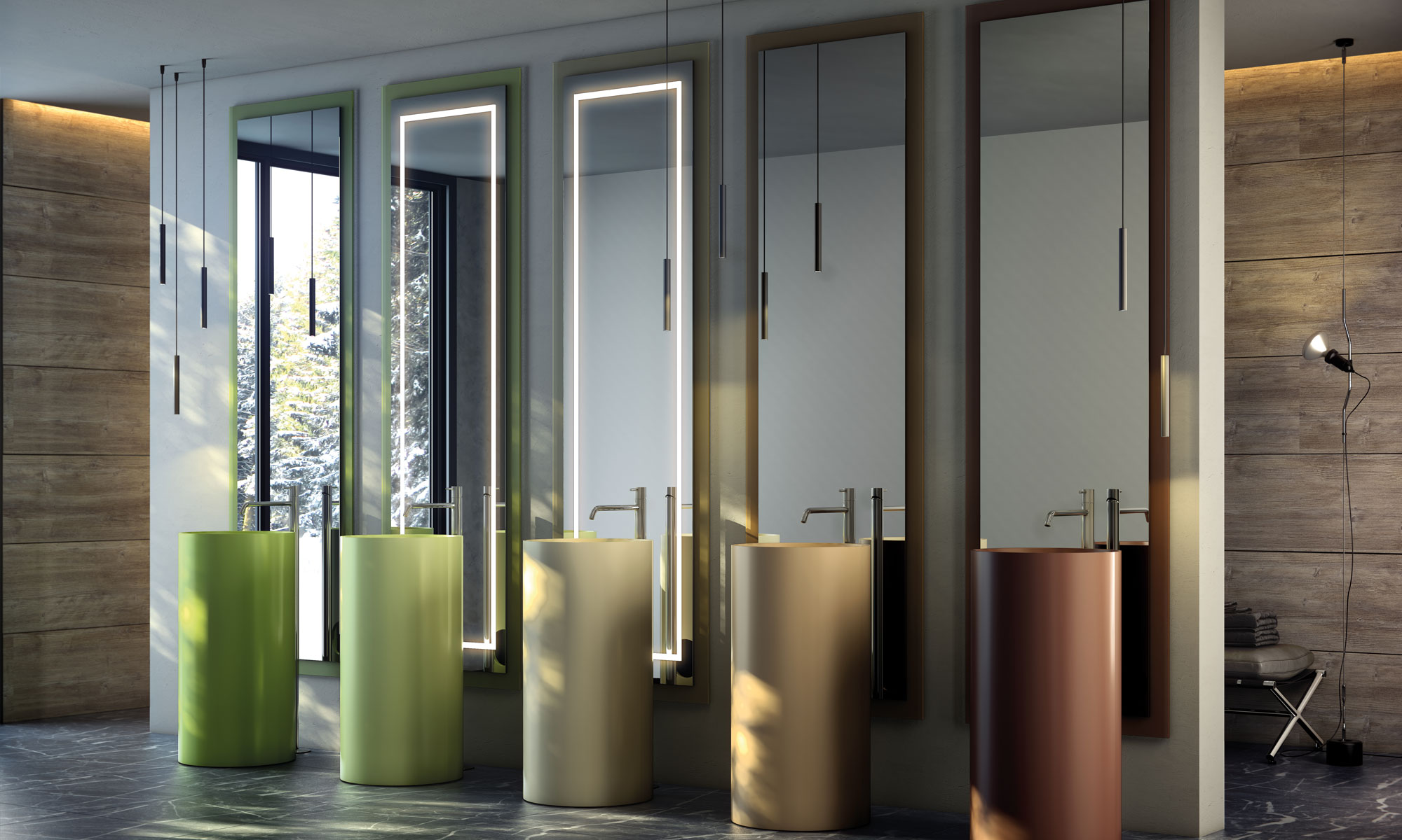 Uniba O Muebles De Ba O A Medida Y Compactos Posibilidades  ~ Muebles De Baño A Medida Baratos