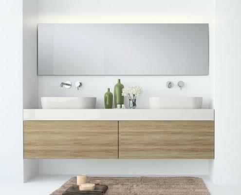 Muebles estrechos para bao muebles auxiliares de bao leroy merlin destinado para los hermoso - Mueble bano estrecho ...