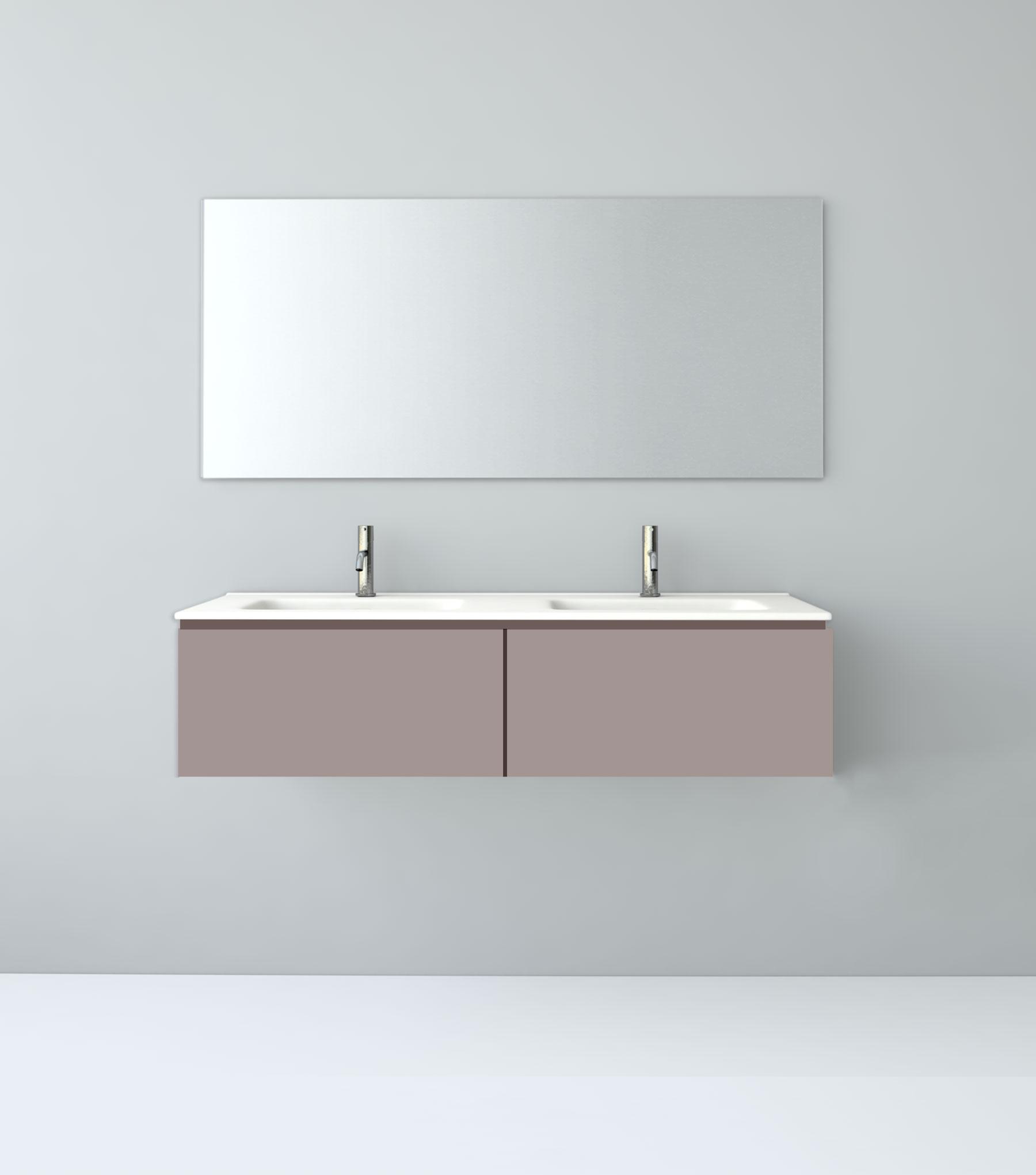 Mueble de baño modular My BASICS - Unibaño